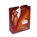 """Подарочный пакет """"Джентельмен с часами"""""""