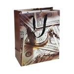 """Подарочный пакет """"Время-деньги"""""""