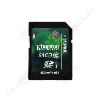 Kingston SDX10V64GB