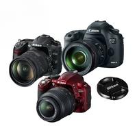 Зеркальные фотоаппараты